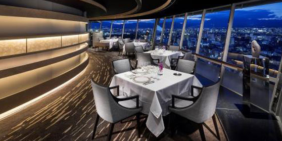 French-Dining-Top-of-Kyoto