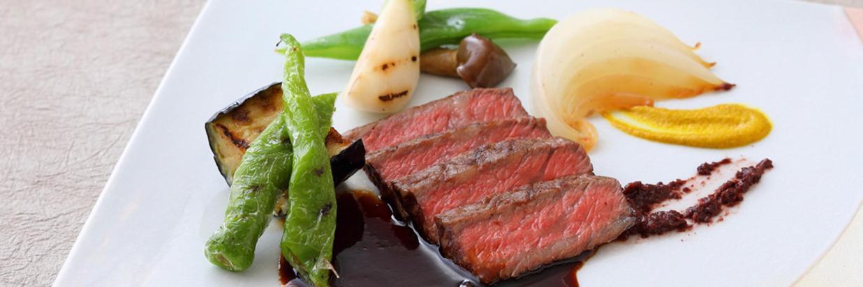 French Kaiseki-style Cuisine Gourmand TACHIBANA